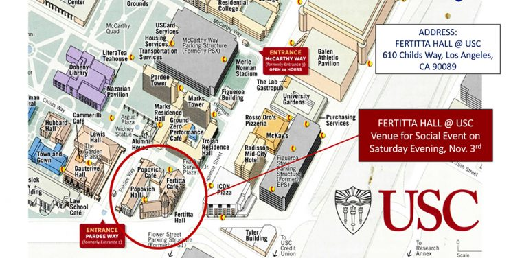 The 2nd International Moon Village Workshop & Symposium ... Usc Map on west texas state map, unc map, harvard map, la southwest college map, stanford university map, university of oregon campus map, university of ca map, university of michigan map, piedmont tech map, mayo clinic rochester map, csu east bay map, duke map, ucla map, michigan state university campus map, jcu map, seton hall map, galveston texas city map, los angeles cities map, uc berkeley map, hcc ybor campus map,
