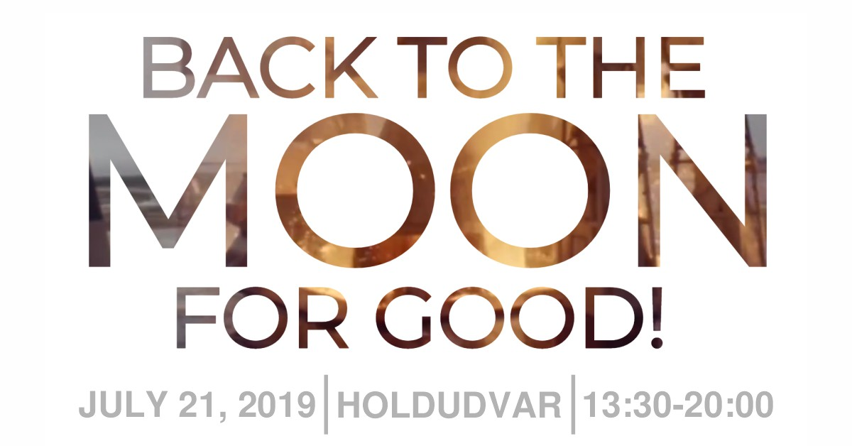 The 3rd International Moon Village Workshop & Symposium, 2019 – Moon