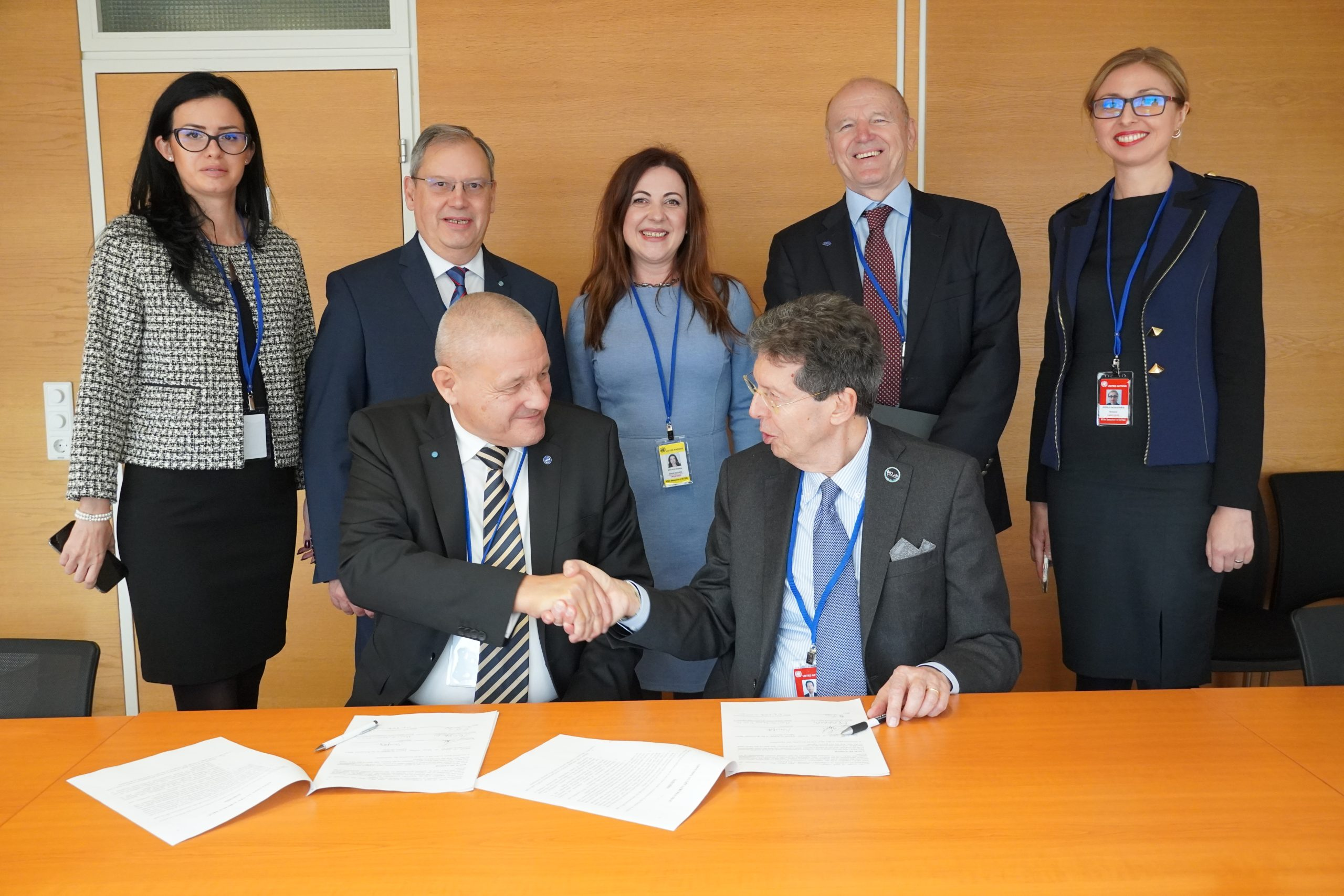 Press Release – Moon Village Association (MVA) and Romanian Space Agency (ROSA) signed a Memorandum of Understanding for space promoting