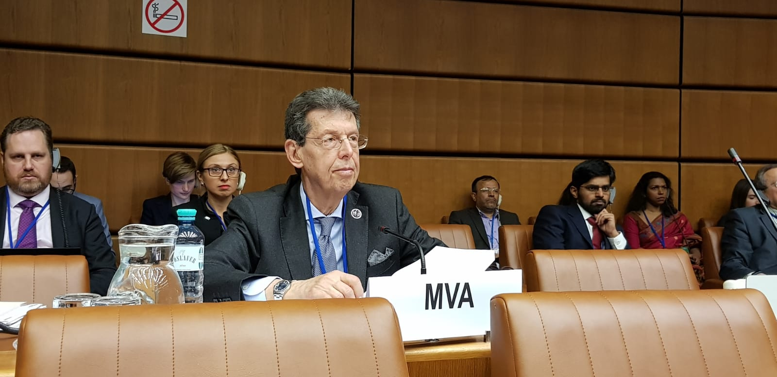 Press Release – Moon Village Association (MVA) first participation in the UN COPUOS Scientific and Technical Subcommittee