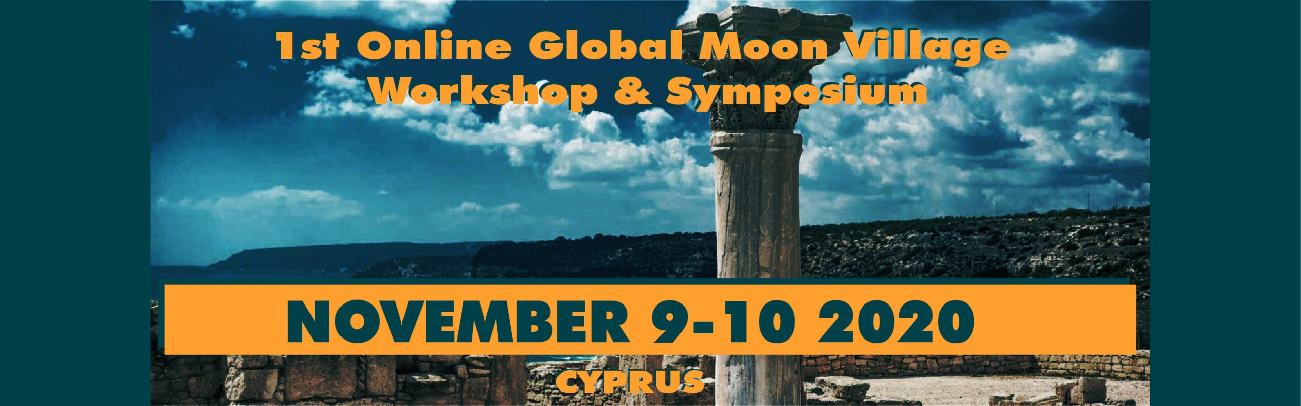 1st Online Global Moon Village Workshop & Symposium