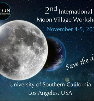 Save the Date: The 2nd International Moon Village Workshop